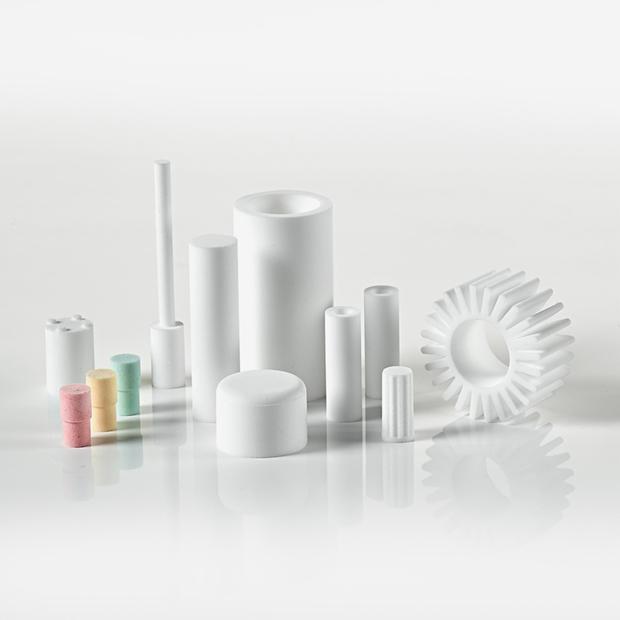 Filtri in Plastica Porosa